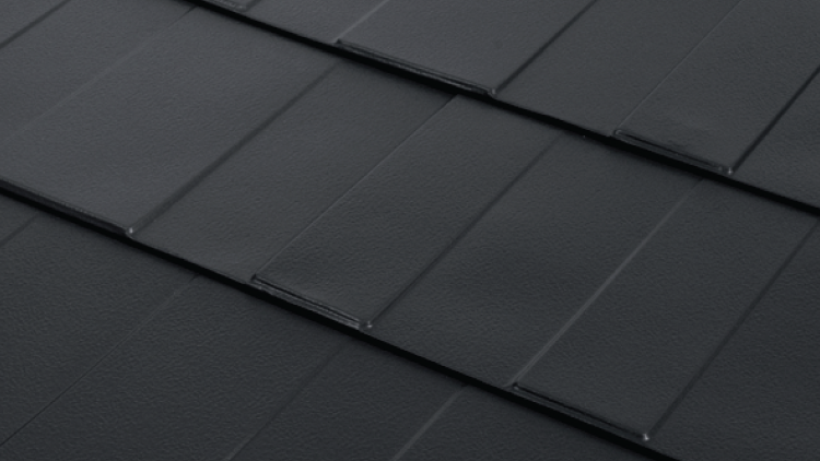 Black Centura Steel Shingle