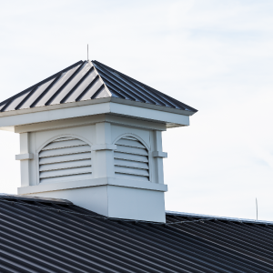 Cupola with Vent